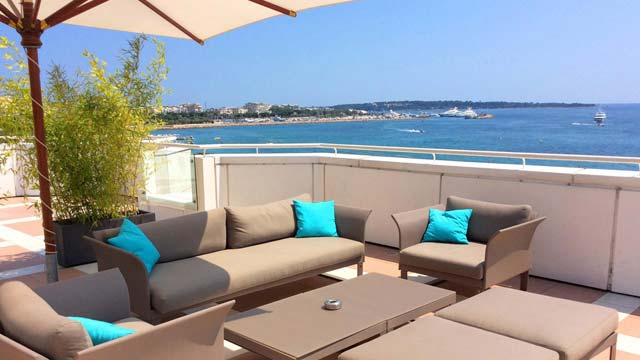 Takbar Cannes JW Marriott Cannes i Cannes