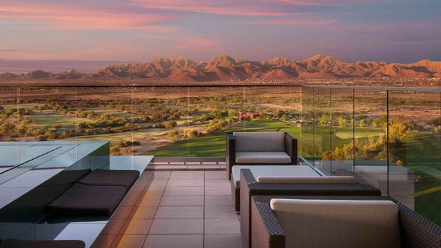 Takbar Phoenix Degree 270 at Talking Stick Resort i Phoenix