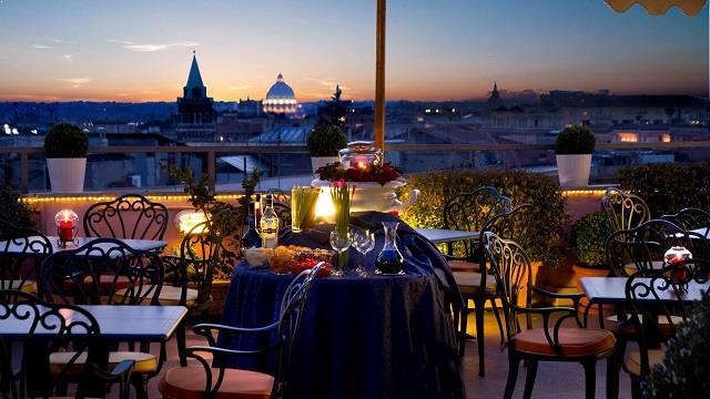 B 228 Sta Takbarer I Rom 2019 Rooftopguiden Se