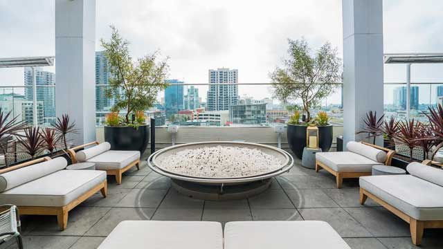 The Rooftop by STK i San Diego