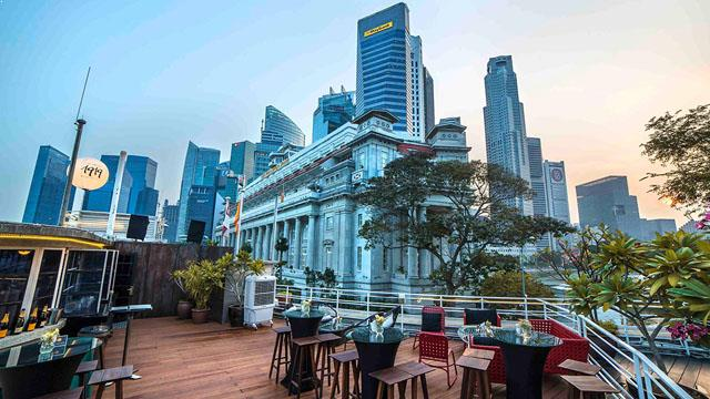 Takbar Prelude at 1919 Waterboat House i Singapore